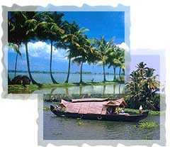 Back Waters of Kerala