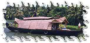 Stay in House boats